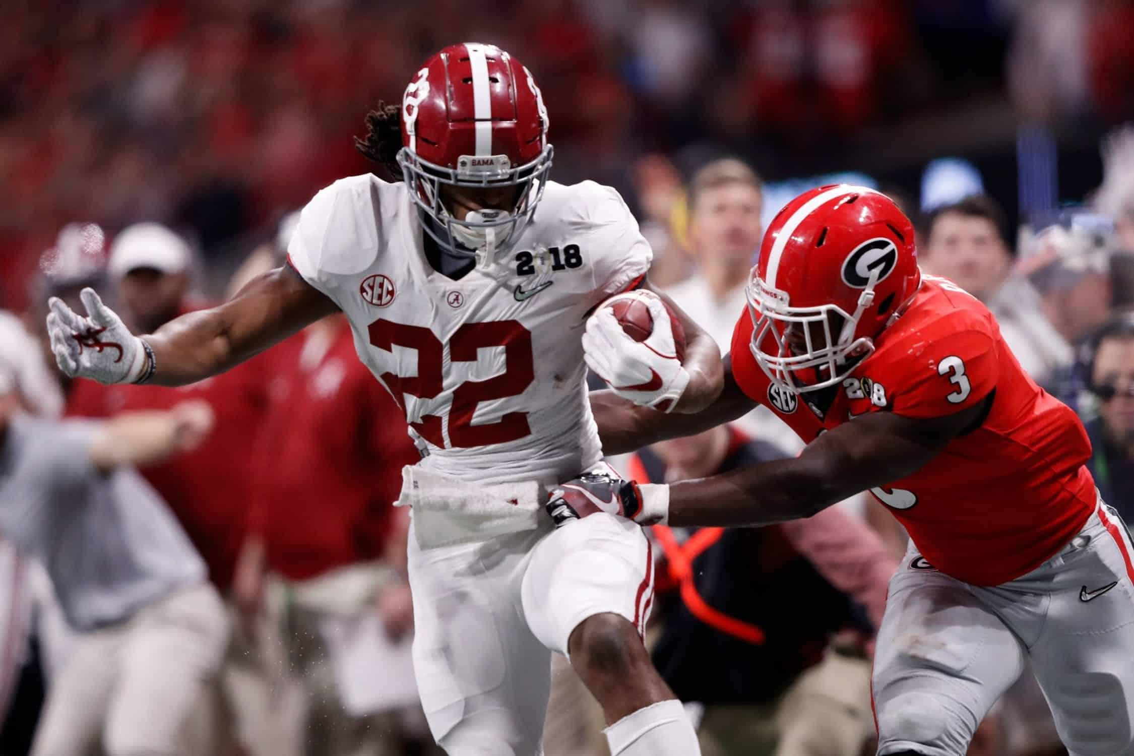 2021 NFL Draft: Etienne and Harris among top 5 running backs to know