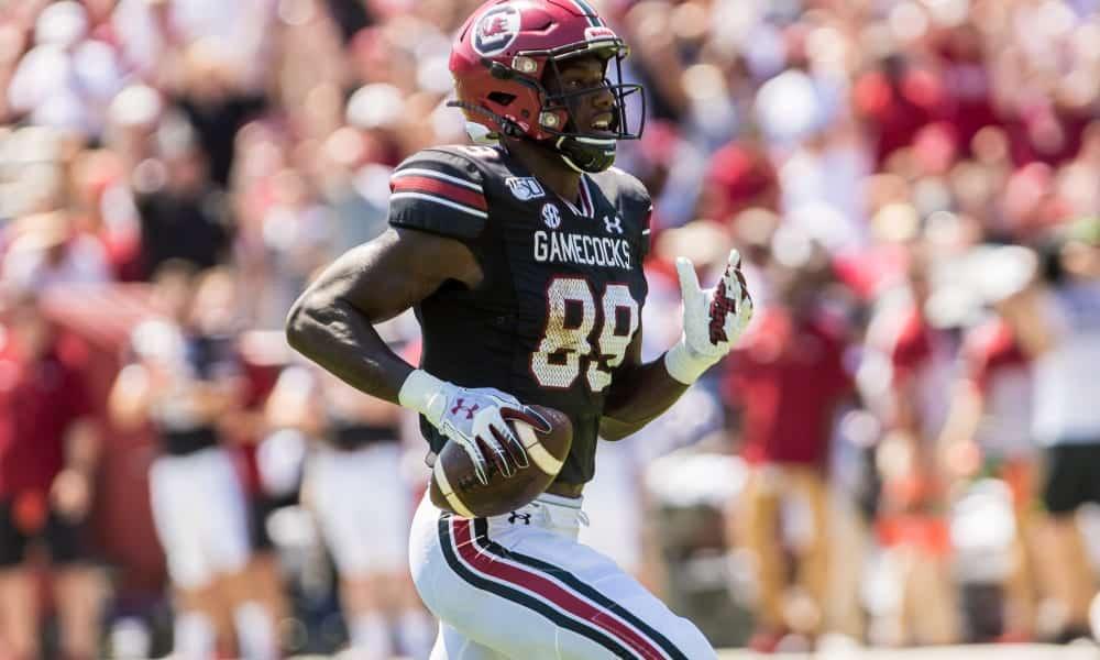 2020 NFL Draft Scouting Report: South Carolina WR Bryan Edwards
