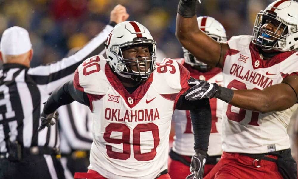 2020 NFL Draft Scouting Report: Oklahoma DT Neville Gallimore