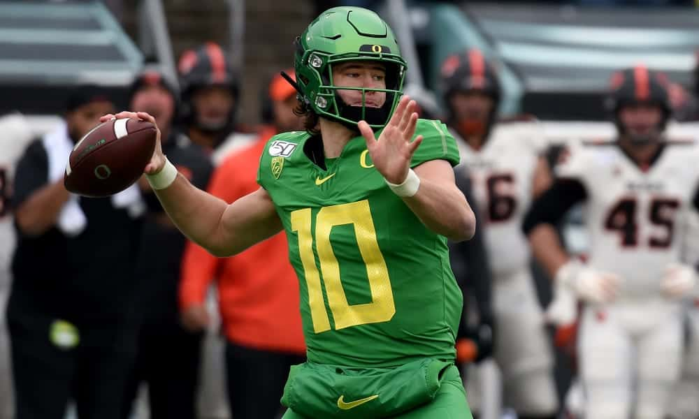 2020 NFL Draft: Pac-12 Scouting Reports