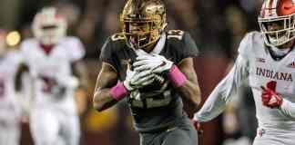 2021 NFL Draft: Rashod Bateman a true No. 1 wide receiver in Minnesota2021 NFL Draft: Rashod Bateman a true No. 1 wide receiver in Minnesota