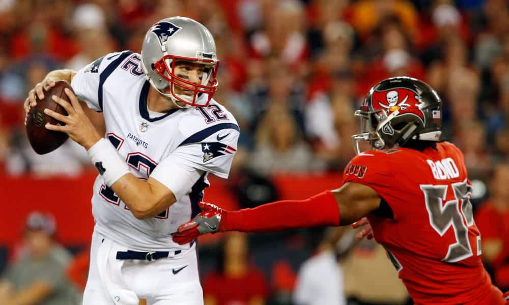 Tom Brady vs. the Patriots: Who will get more wins this season?