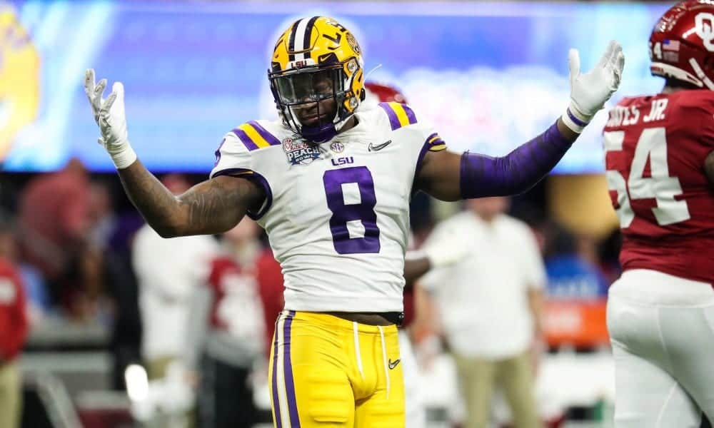 2020 NFL Draft Scouting Report: LSU LB Patrick Queen