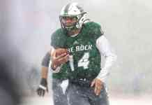 Slippery Rock quarterback Roland Rivers III no stranger to new beginnings
