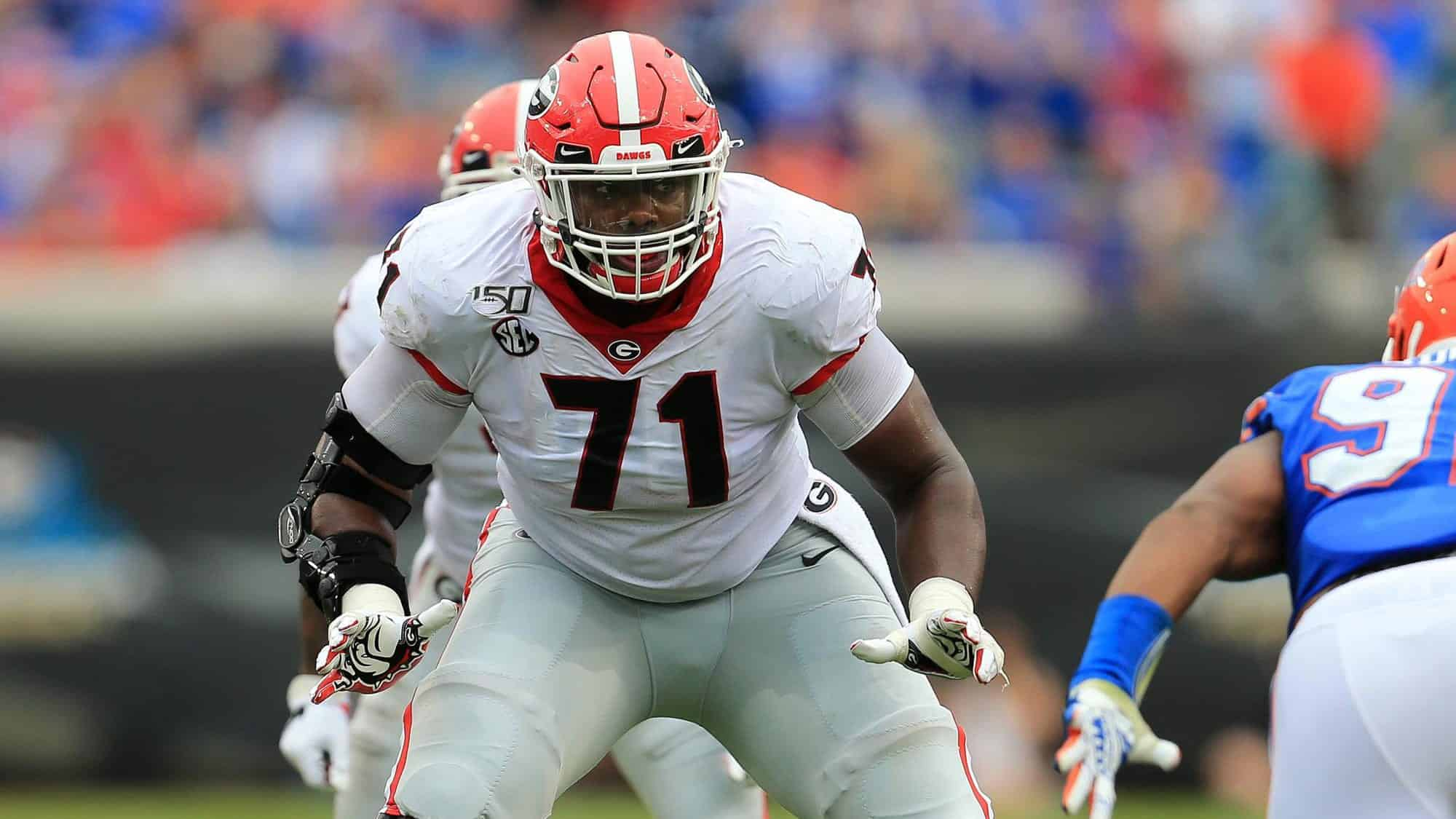 NFL Draft 2020: How will Andrew Thomas impact the New York Giants?