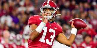 Tua Tagovailoa's Superflex dynasty value following the 2020 NFL Draft