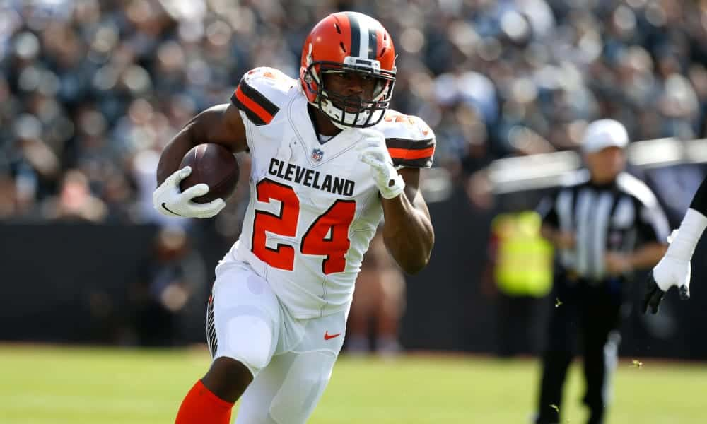 Introducing fantasy points differential for running backs