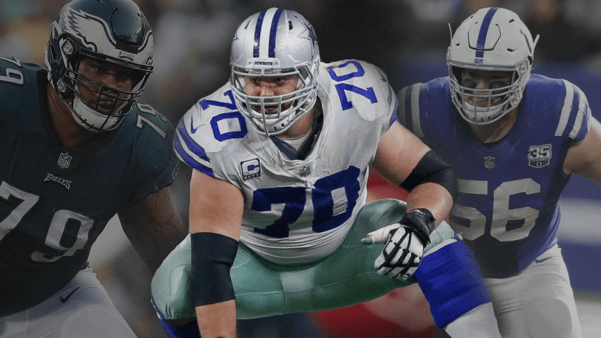 The top 30 NFL interior offensive linemen heading into the 2020 season