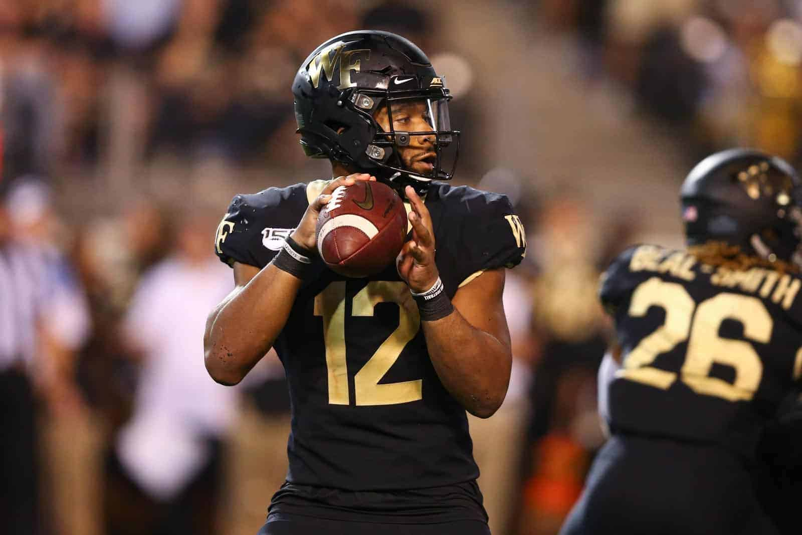 2021 NFL Draft: Three long-term quarterback options for the Panthers