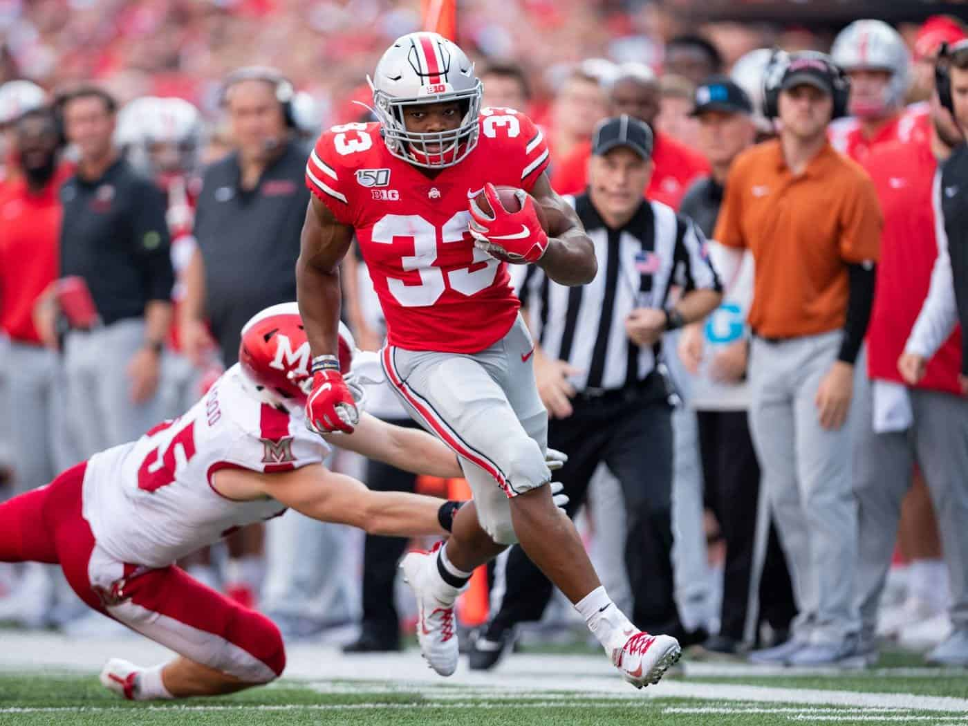 2021 NFL Draft: The 2020 Ohio State Buckeyes' running back battle