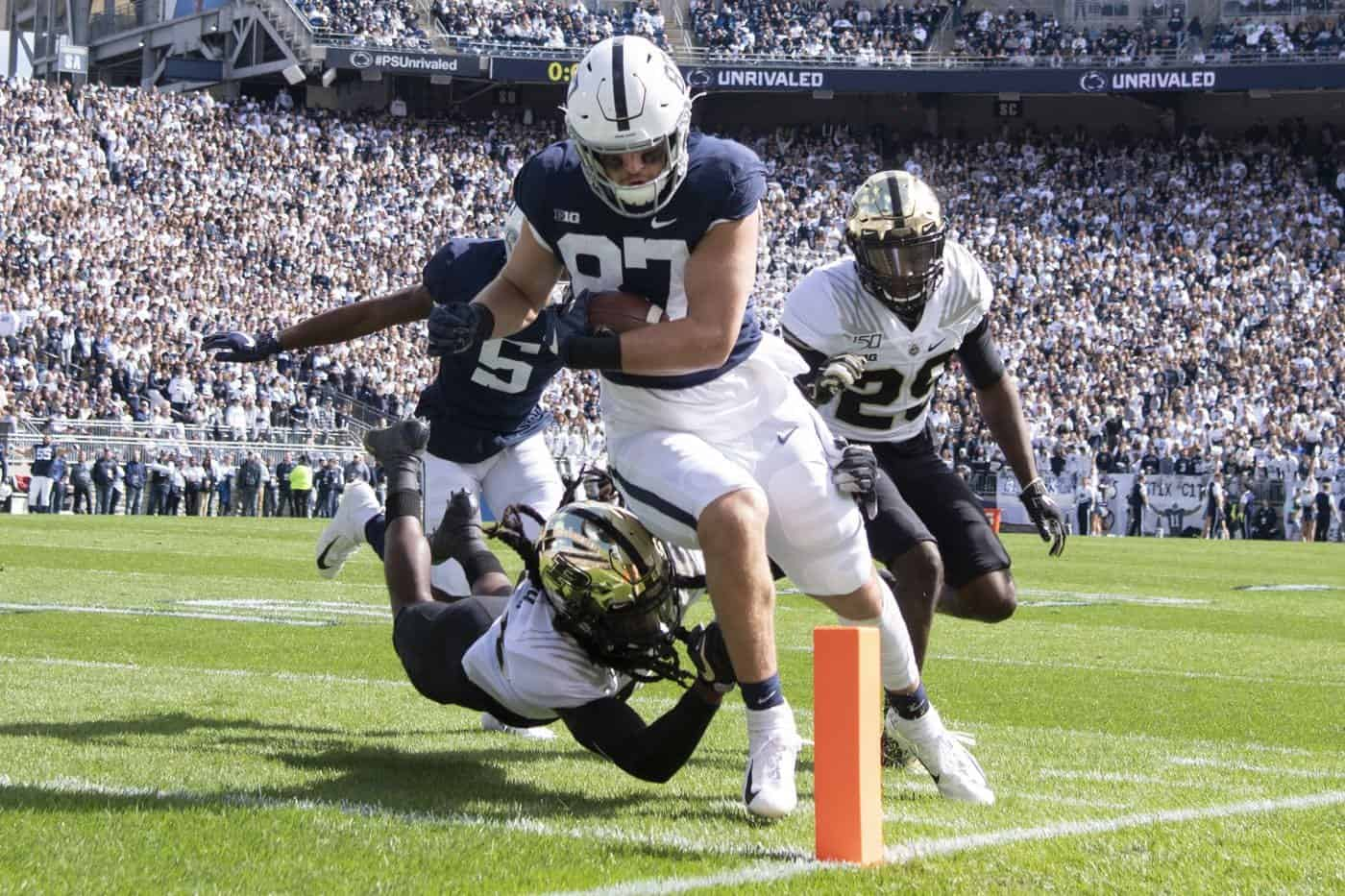 NFL Draft 2021: The top 10 tight end rankings