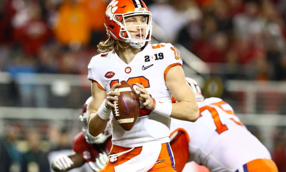 2021 NFL Draft: A look at the quarterback class rankings