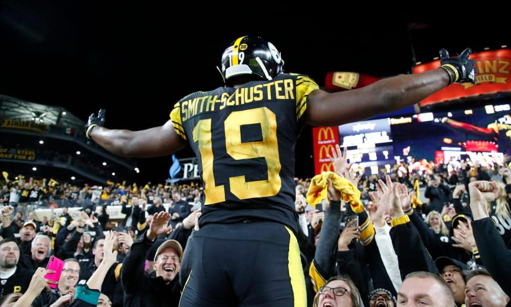 Allbright Mailbag: Is JuJu Smith-Schuster leaving Pittsburgh in '21?
