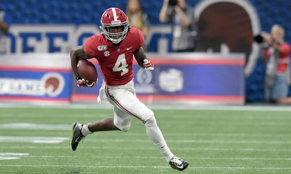 Alabama Wide Receivers: Ranking the big four trait-by-trait
