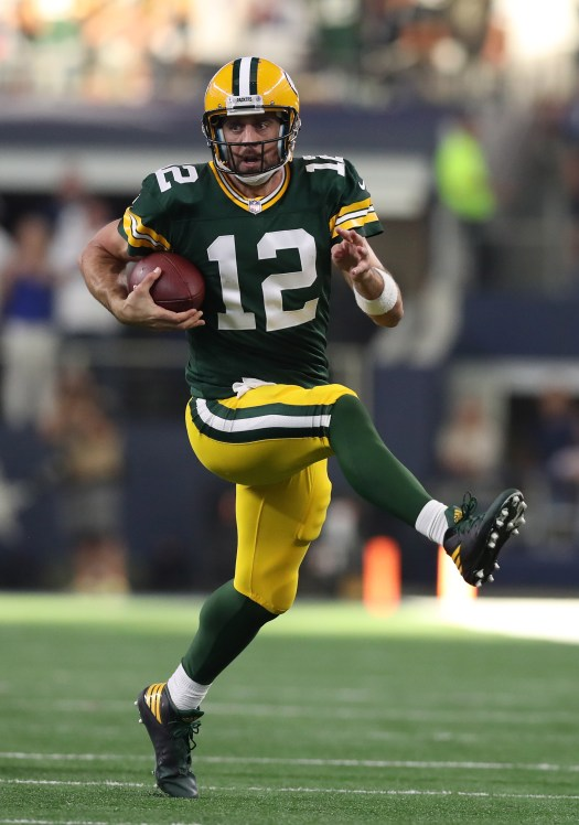 Latest On Aaron Rodgers' Potential Return