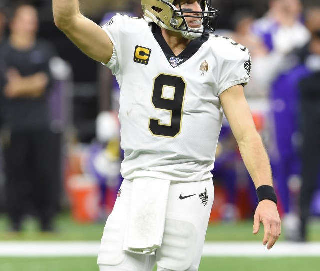 Drew Brees Expected To Return To Saints