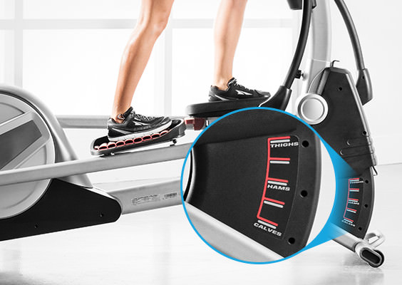 proform smart strider 895 elliptical trainer review