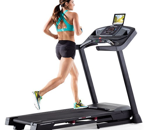 proform 400 treadmill video
