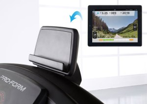 proform 400 treadmill tablet holder