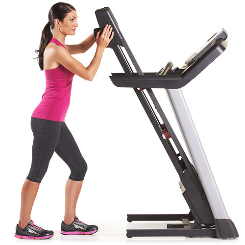 Proform premier 900 treadmill folding
