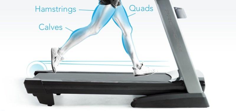 proform pro 2000 treadmill decline