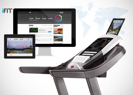 proform sport 7.5 treadmill with ifit live