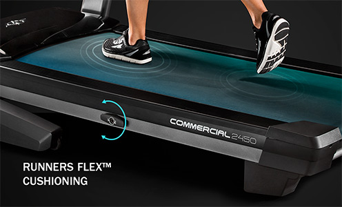 proform 9000 vs nordictrack 2450 treadmill