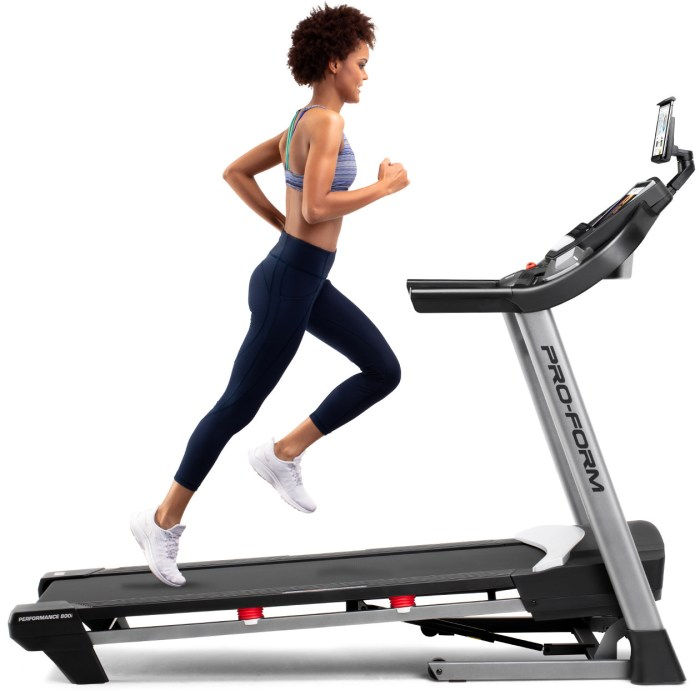 proform smart performance 800i treadmill review