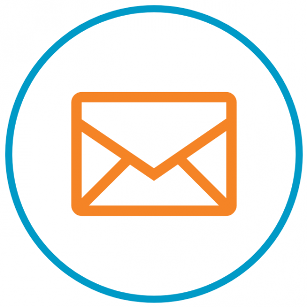Mail Icon - PROfound Leadership | Professional Development