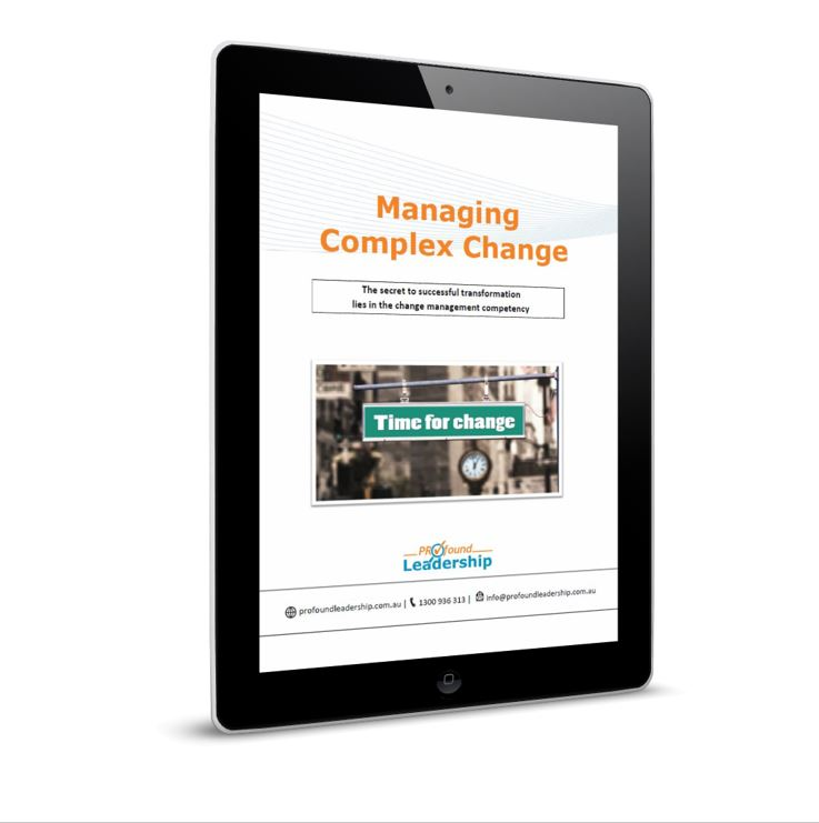 PDF Download] Managing Complex Change | ebook | Professional