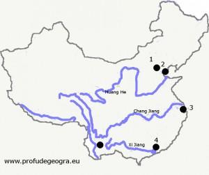 Harta muta China