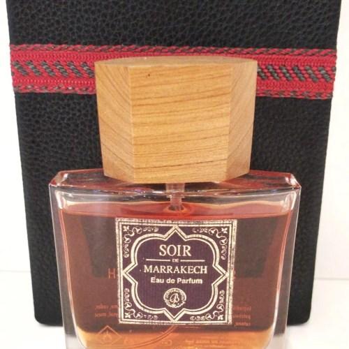 Soir de Marrakech - Benchaâbane / Les Parfums du Soleil