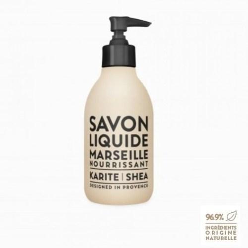 Sapone Liquido di Marsiglia Karité - COMPAGNIE DE PROVENCE - 300ml