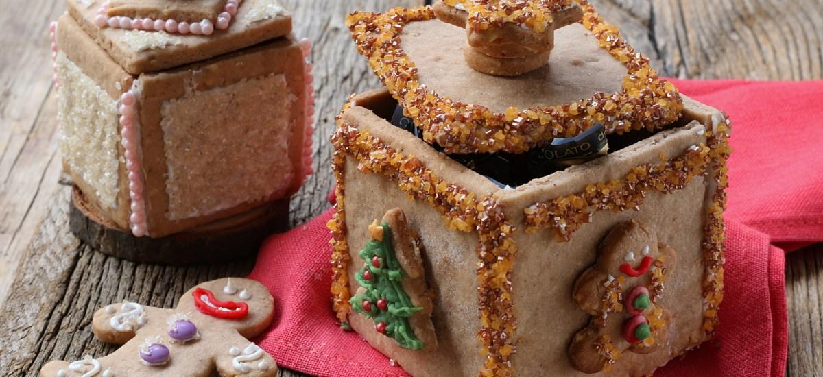 Pasta frolla alle nocciole – per biscotti e scatoline commestibili