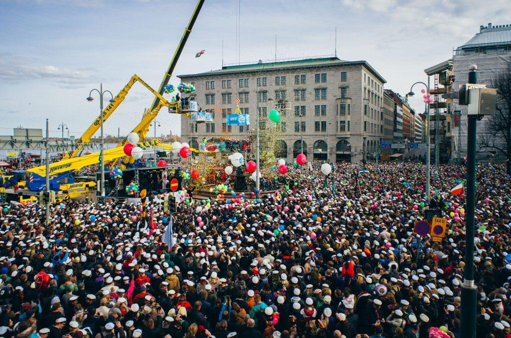 Cosa fare in Finlandia nel 2020: festa del primo maggio