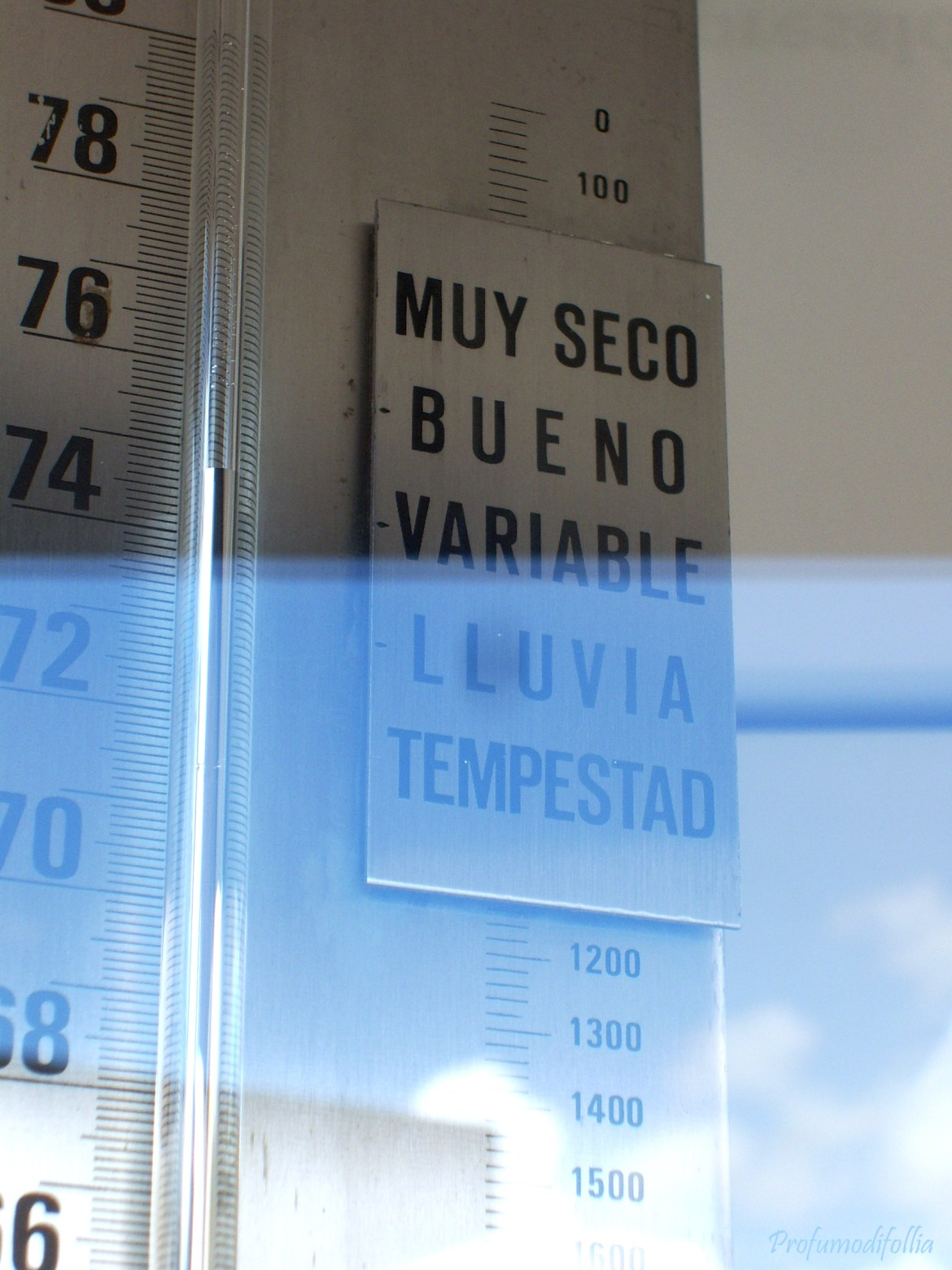 Stazione meteorologica del CosmoCaixa