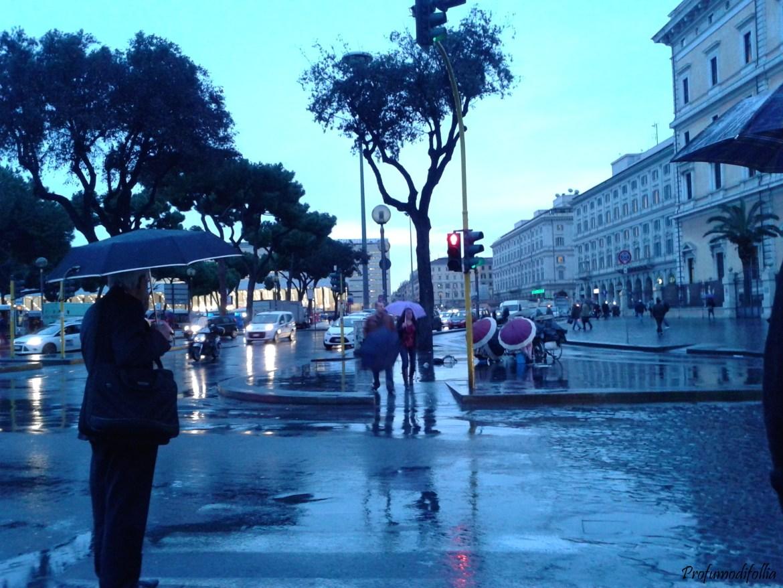 Roma, Piazza dei Cinquecento