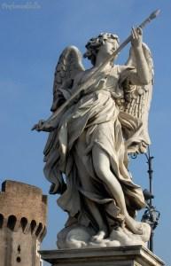 Statua sul Ponte Sant'Angelo
