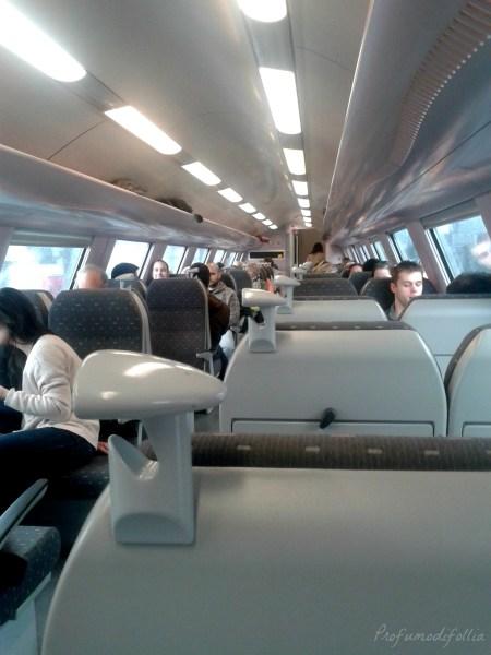 un giorno a bruges treno