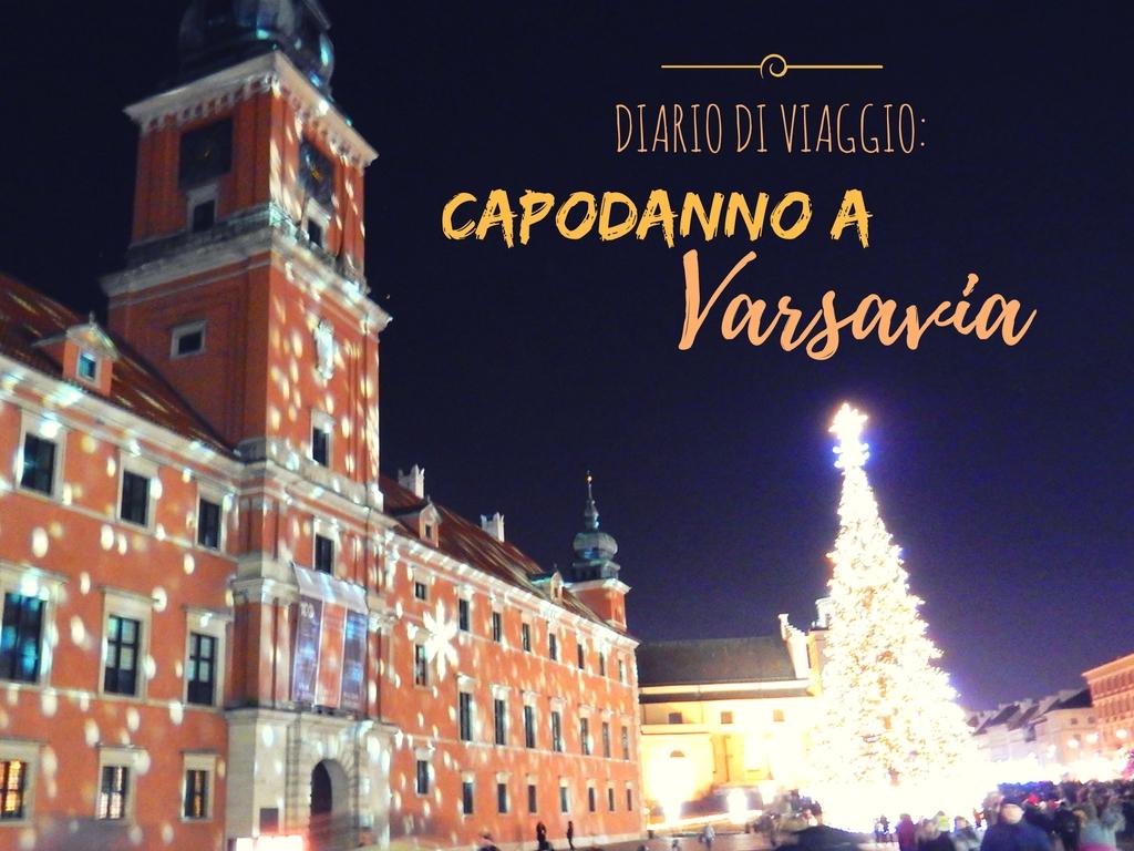 Diario di Viaggio: Capodanno a Varsavia (parte 1)