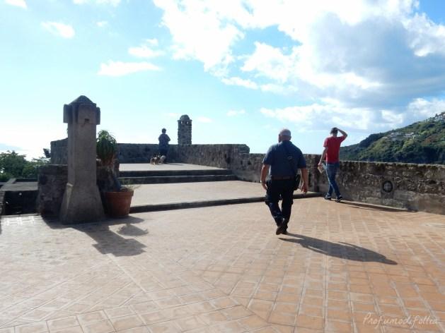 castello aragonese ischia casa del sole terrazzo