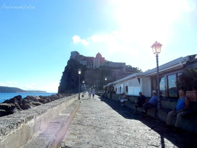 castello aragonese ischia ponte