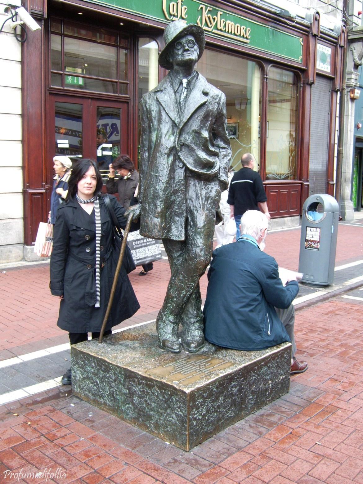 io, James Joyce e il vecchietto