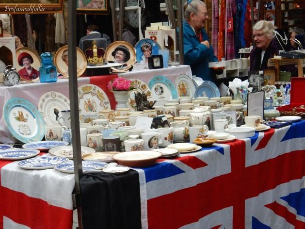 Un'altra bancarella del Greenwich Market
