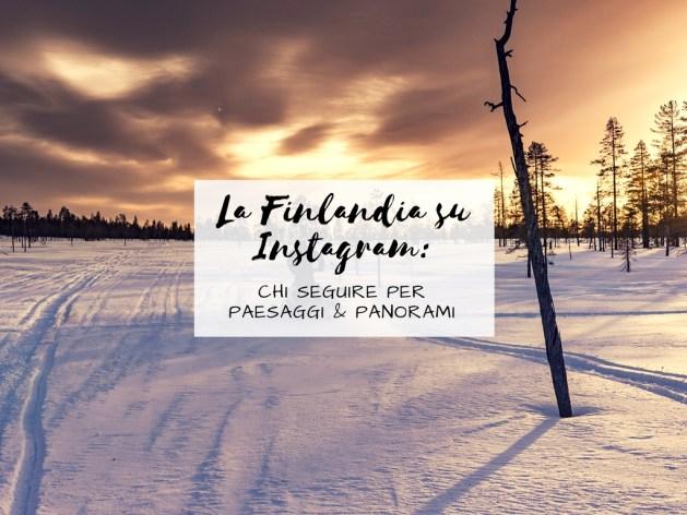 finlandia su instagram chi seguire