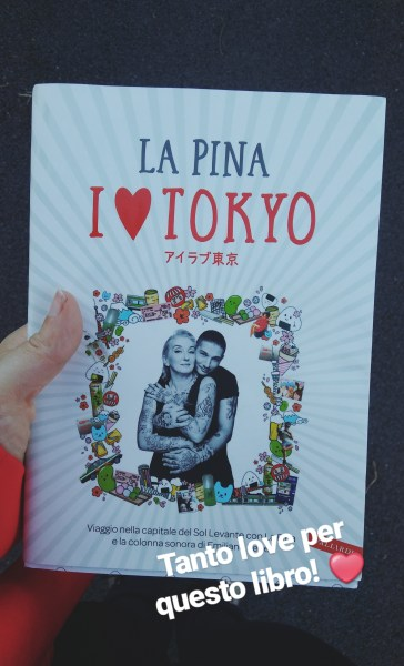 i love tokyo la pina libro