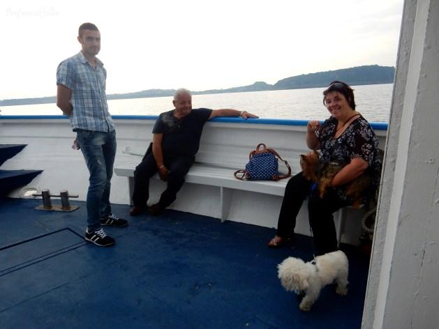 Viaggi in traghetto col cane