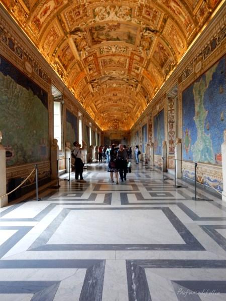 biglietti musei vaticani galleria delle carte geografiche