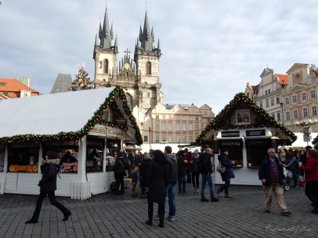24 ore a Praga Natale Mercatini