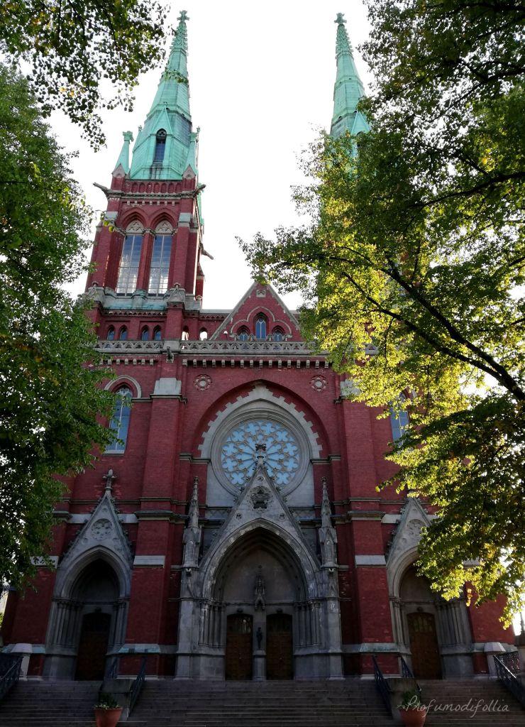 La chiesa luterana Johanneksenkirkko, Helsinki
